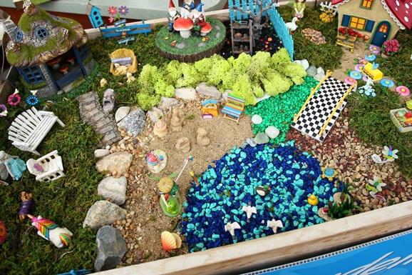Make & Take Fairy Gardening