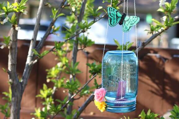 Kids Make & Take Butterfly Feeder