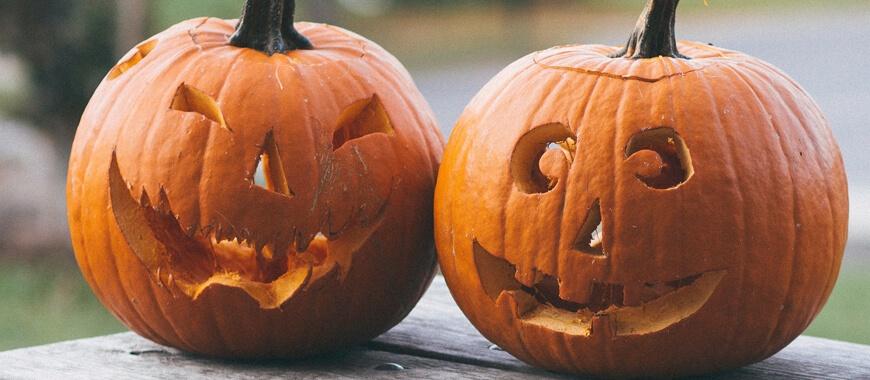 Preserve Carved Pumpkins