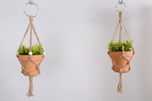 Make & Take Plant Hanger
