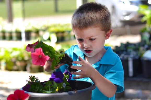 Kids Planting Workshop